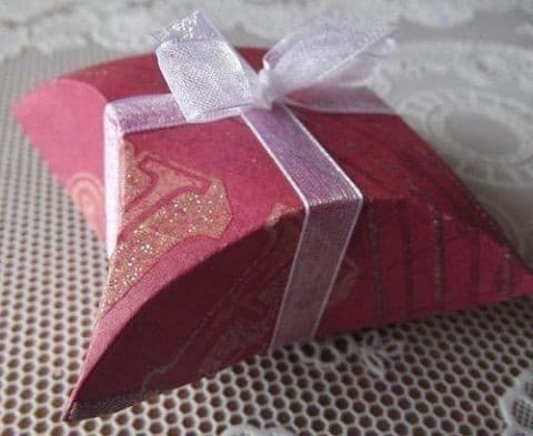 Решение для занятых людей: как сделать коробку для подарка быстро и просто