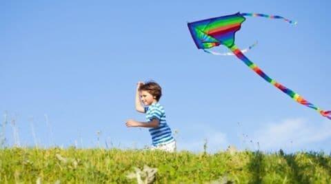 Летнее настроение: как сделать воздушного змея своими руками