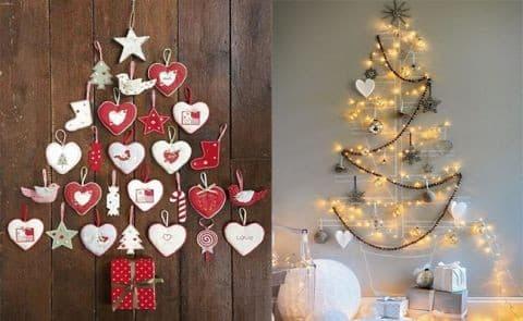 Бюджетные идеи новогоднего декора дома из недорогих материалов