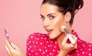 Модный макияж на новый 2019 год