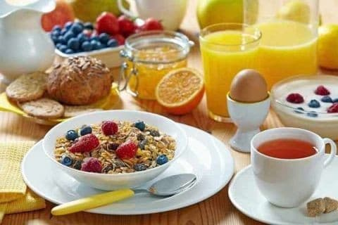 Отдых для животика: полезные блюда для здоровья