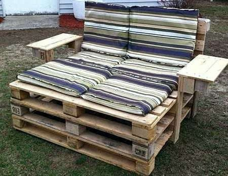 Мебель на дачу своими руками или как занять свекра зимой