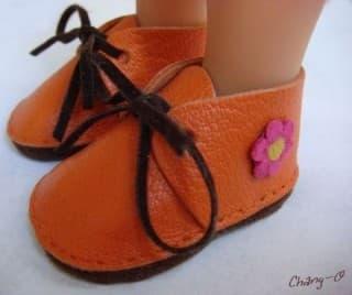 Качественная обувь для малышей до года своими руками