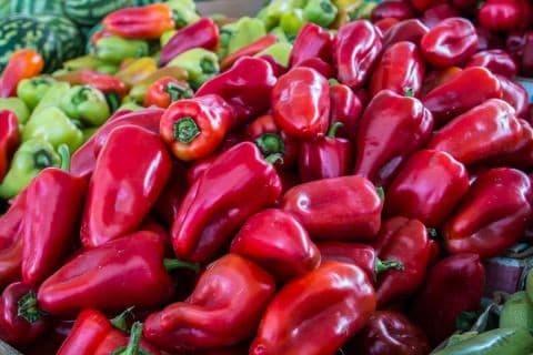 Как рационально заготовить болгарский перец на зиму. Рецепты для экономных хозяек