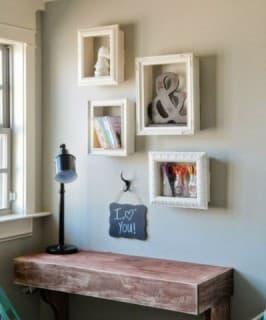 Легкий декор комнаты своими руками