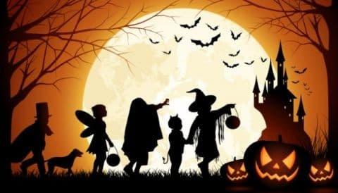 Ужасающая ночь: как украсить дом на Хэллоуин