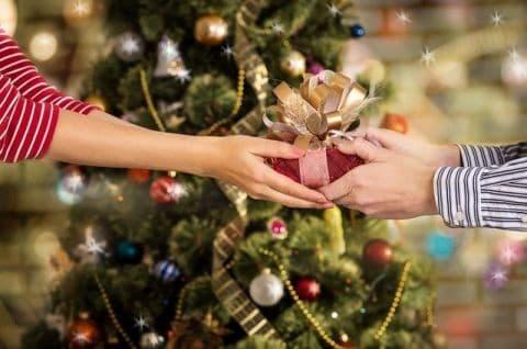 Вкусные идея для подарка на новый год