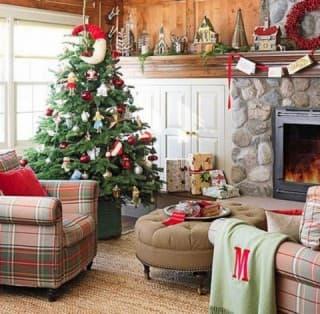 Создаем образ 2020: новогоднее оформление дома