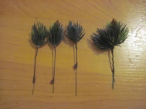 Искусственная кора для деревьев