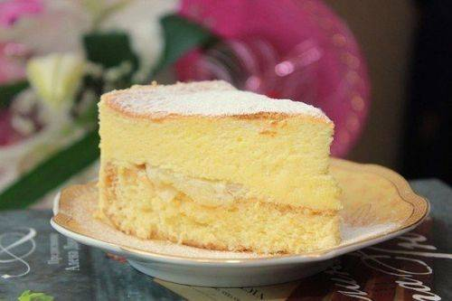 Потрясающе вкусный сырный торт
