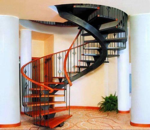 Лестница - это украшение вашего дома