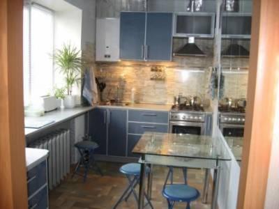 Дизайн маленькой кухни 6 кв. м.