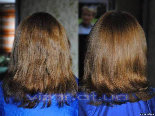 Домашнее ламинирование волос желатином
