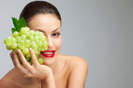 Сезонные маски из винограда для красоты вашей кожи