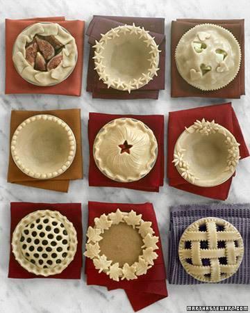А вы умеете красиво оформлять пироги? Оказывается это не сложно