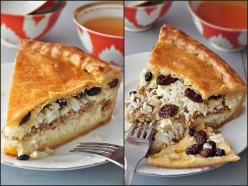 Губадия - татарская кухня