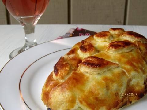 Рецепт приготовления куриной грудки. Оригинально, вкусно и очень красиво!