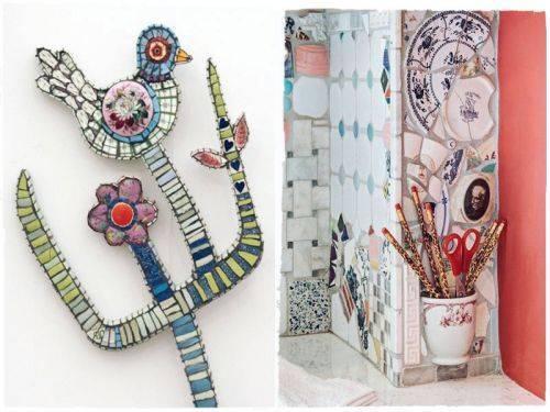 Мозаика своими руками - приятное и творческое занятие
