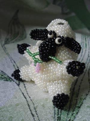 Интересные идеи новогодних поделок в виде овечек