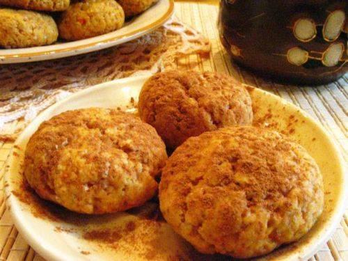 Домашнее песочное печенье простой рецепт из моркови