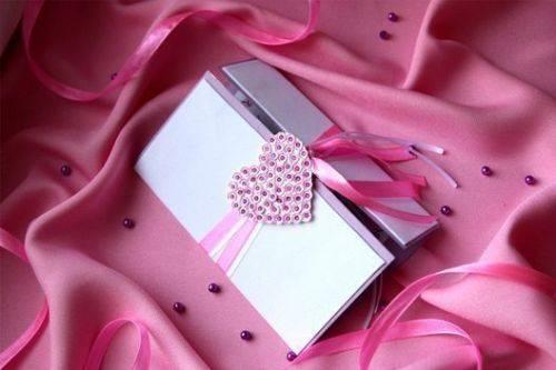 Красивая «валентинка» своими руками