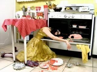 Как быстро навести порядок на кухне перед Новым Годом