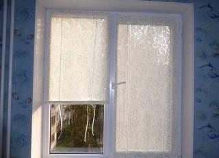 Красивые шторки на окна в квартире или даче своими руками