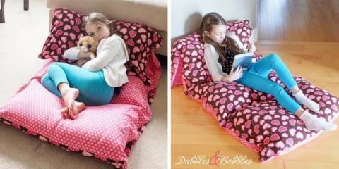 Удиви мужа или как сделать самой диван