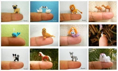 Мини игрушки от вьетнамской семьи