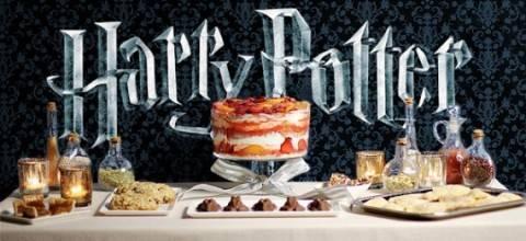 Зажигательная вечеринка в стиле Гарри Поттера