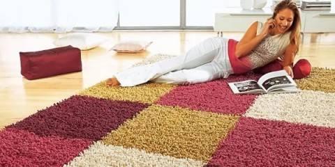 Как сделать ковер своими руками и создать дополнительный уют в доме