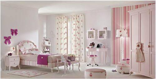 Дизайн подростковой комнаты для девочек