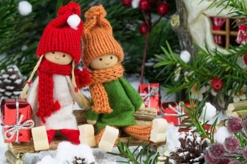 Вкусные и очень сладкие подарки на Новый Год