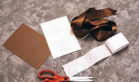 Пригласительные на свадьбу своими руками с инструкцией фото