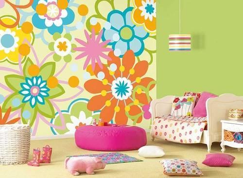 Как обновить интерьер комнаты без ремонта, при помощи простых и недорогих декоративных решений.