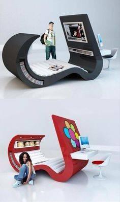 Такая удивительная мебель