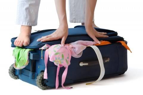 Едем в отпуск: как уместить все вещи в один чемодан