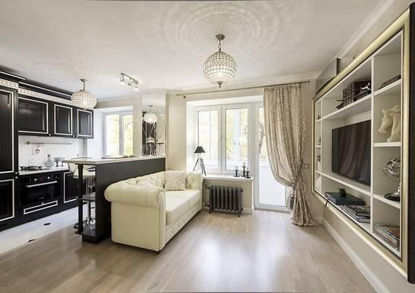 Чудеса дизайна: полноценная квартира на 29 квадратных метрах