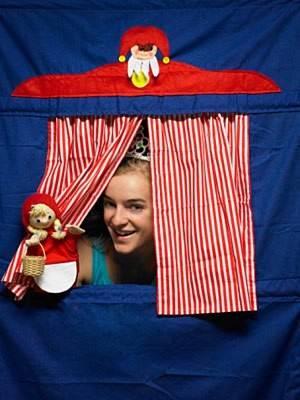 Кукольный театр для детского праздника