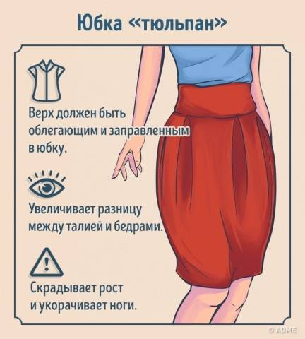 Всем сестрам по юбке: как выбрать правильную
