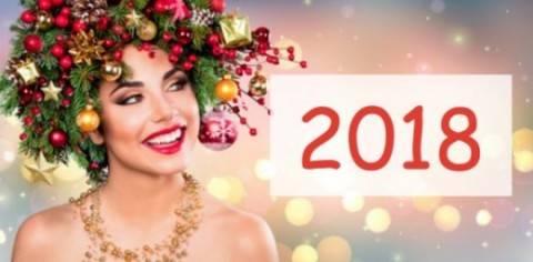 Свежие идеи новогоднего декора 2018