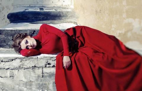 Быть идеальной всегда: осеннее платье